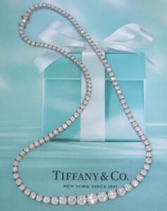 Tiffany & Co 15.20ct Riviera